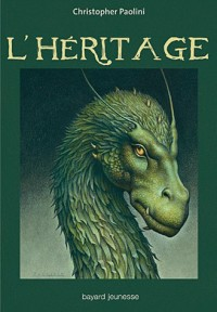 Eragon Tome4 - Avril 2012