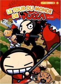 Le tour du monde de Pucca, Tome 1 : La Chine