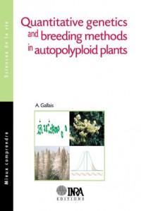 Génétique quantitative et méthodes de sélection chez les espèces autopolyploïdes