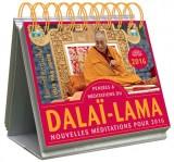 Almaniak Pensees et Méditations du Dalai-Lama [Poche]