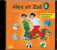 Alex ET Zoe ET Compagnie - Nouvelle Edition: CD Audio Individuel 2