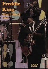 Freddie King: The!!!!Beat 1966 DVD. Pour Guitare