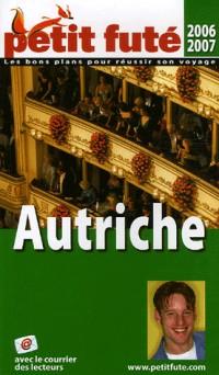 Le Petit Futé Autriche