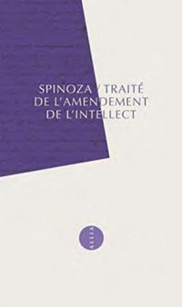 Traite de l'amendement de l'intellect (nouvelle édition)