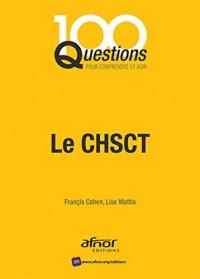 Le CHSCT