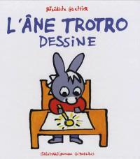 L'âne Trotro dessine