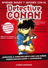 Detective Conan: Aprende inglés y japonés