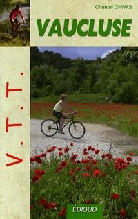 VTT dans le Vaucluse