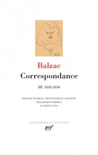 Correspondance (Tome 3-1842-1850)