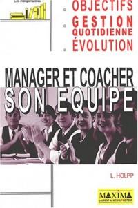 Manager et coacher son équipe