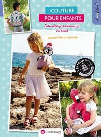 Couture pour enfants - Doudous animaux et sacs