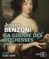 La Guerre des Duchesses - tome 2 [CD audio]