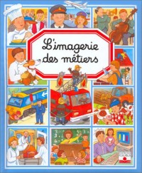 L'imagerie des métiers (avec un puzzle offert !)