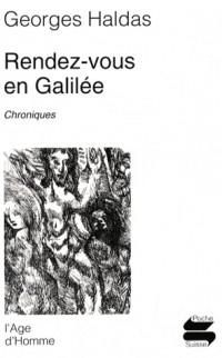 Rendez-vous en Galilée