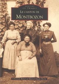 Le canton de Montbozon