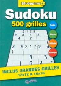 Sudoku : 500 Grilles