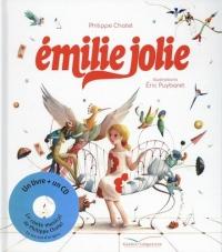 Emilie Jolie (1CD audio MP3)