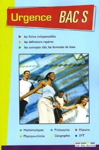 Urgence Bac S ; Testez-vous pour le Bac S Pack en 2 volumes