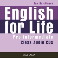 English for Life Pre-intermediate: Class Audio CDs