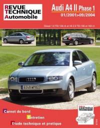 Rta B730.5 Audi A4 II Ph1(01/2001>09/2004) 1.9+2.5tdi