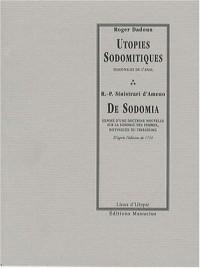 Utopies Sodomitiques