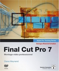 Final Cut Pro 7 (1DVD)