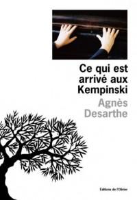 Ce qui est arrivé aux Kempinski