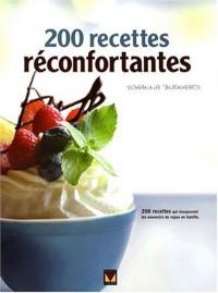 200 recettes réconfortantes
