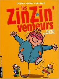 Les ZinZin' Venteurs, numéro 4 : Zuper gonflés