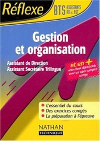 Gestion et Organisation, BTS Assistant de direction