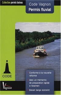 Code Vagnon Permis fluvial