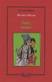 Inde, Magie