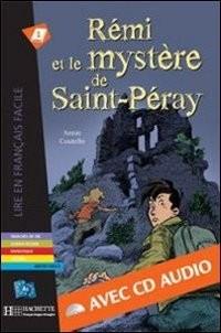 Rémi et le mystère de St-Péray + CD audio (A1)