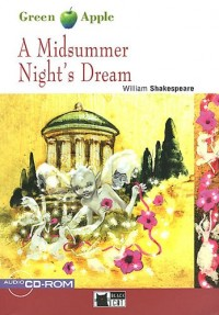 A Midsummer Night's Dream : Level A2 (1CD audio)
