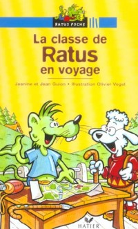 La classe de Ratus part en voyage