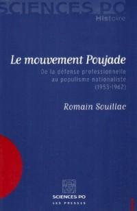 Le mouvement Poujade : De la défense professionnelle au populisme nationaliste (1953-1962)
