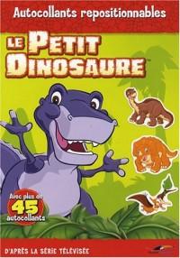Le Petit Dinosaure : Autocollants repositionnables