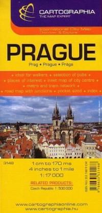 Prague : 1/17000