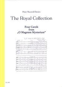 Four Carols - aus 'O Magnum Mysterium' - choeur mixte (SATB) a cappella ou avec quatuor à cordes ou 4 bois ad lib. - Partition - ED 11276