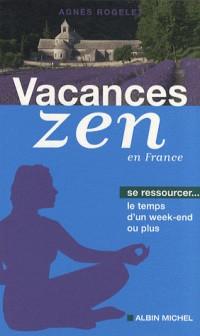 Vacances zen