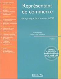 Représentant de commerce : Statut juridique, fiscal et social du VRP