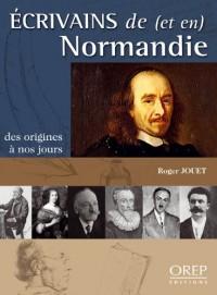 Écrivains de (et en) Normandie