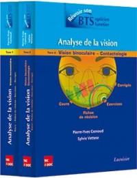 Analyse de la vision