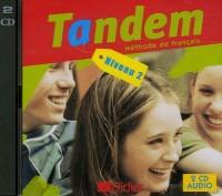 Tandem, niveau 2 : Méthode de français (CD audio)
