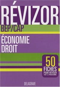 Economie Droit BEP CAP