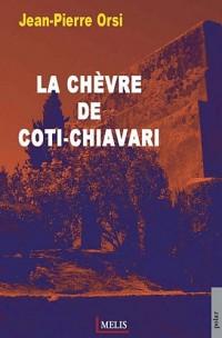 La chèvre de Coti-Chiavari