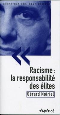 Racisme : la responsabilité des élites