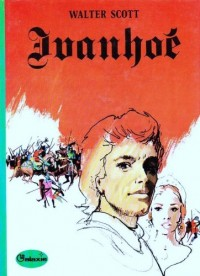 Ivanhoé - illustrations de Maurice Grimaud - adaptation de A. RIO