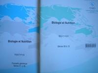 CAP petite enfance - biologie et nutrition en 2 tomes (séries 01 a 10)