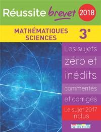Reussite Brevet la Compil 2018 Brevet Mathematiques Sciences